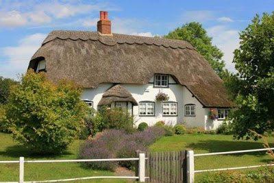 παραμυθένιο χωριό της Αγγλίας