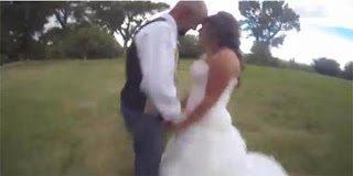 Ο φωτογράφος πήγε να ξεκάνει τον γαμπρό