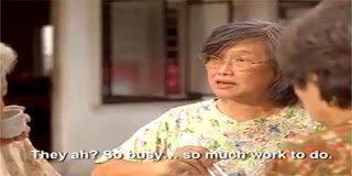 Οι γιαγιάδες αντιλαμβάνονται τι έχει πραγματικά σημασία στην ζωή