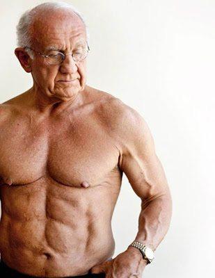 Ο Τζέφρι Λάιφ, ηλικίας 73 χρόνων