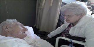 Η ιστορία μιας αληθινής αγάπης – Ήταν μαζί 65 χρόνια και πεθάναν μαζί