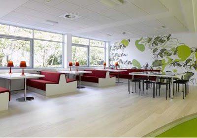 Τα γραφεία της Lego στη Δανία