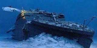 Το μέγεθος του Τιτανικού σε σύγκριση με τα τωρινά πλοία