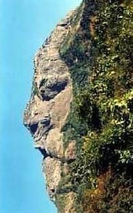 Βράχια και βουνά με ανθρώπινη μορφή 5