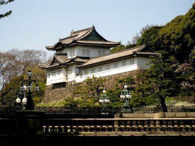Αυτοκρατορικό παλάτι, Τόκιο