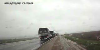 Τα πιο απίστευτα ατυχήματα στους δρόμους της Ρωσίας