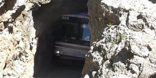 Έτσι είναι τα τούνελ στο Rapid City