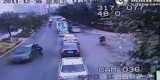 Απίστευτο περιστατικό – Τρελός οδηγός προκάλεσε πανικό στο δρόμο