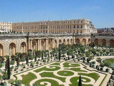 Βασιλική κατοικία στις Βερσαλίες – Γαλλία