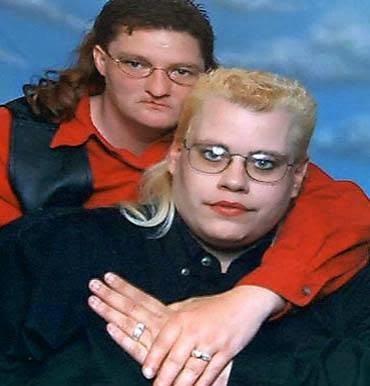 πιο άσχημα ζευγάρια του Internet 4