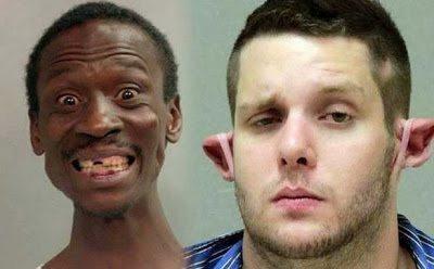 Αστείες... φάτσες από συλληφθέντες