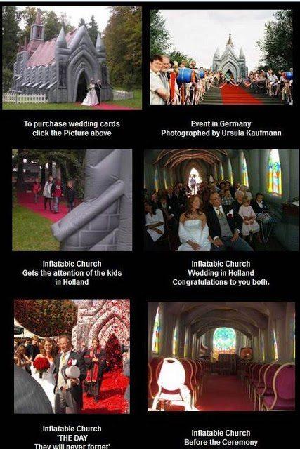 Παντρευτείτε οπουδήποτε θέλετε!