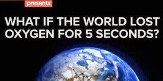 εάν δεν υπήρχε οξυγόνο για πέντε λεπτά