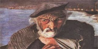 Απίστευτο σε πίνακα ζωγραφικής – Καθρέπτης μετατρέπει τον ηλικιωμένο ψαρά σε...