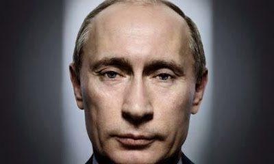 σκύλο στην Ρωσία που μοιάζει τρομερά με τον Ρώσο Πρόεδρο