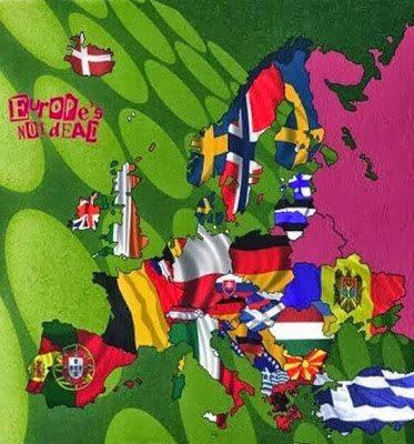 ο κανονικός χάρτης χωρών