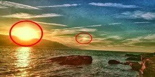 Απίστευτο περιστατικό στην Σάμο – Τα δυο ηλιοβασιλέματα
