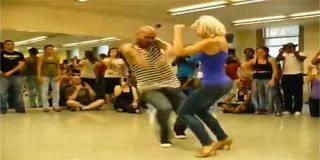 Ένας απολαυστικός χορός