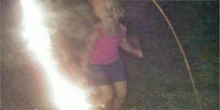 Το κορίτσι που έχει φύλακα - Άγγελο το νεκρό ξάδερφο της