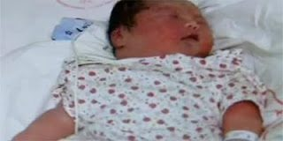 Απίστευτο  - Γεννήθηκε μωρό 6 κιλά!