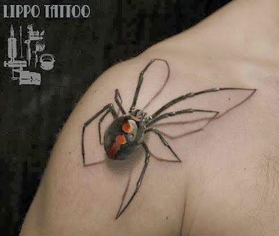 Δείτε τα πιο όμορφα 3D τατουάζ 5