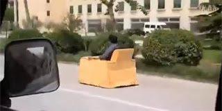 Αυτό είναι το πιο τρελό όχημα που κυκλοφορεί…