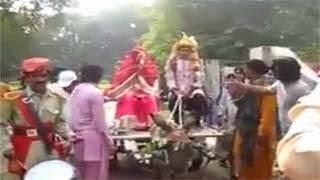 Ξεκαρδιστικό video – Ο γαμπρός  είδε την νύφη και το έβαλε στα πόδια