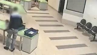 Απίστευτο video – Υπάλληλος στο αεροδρόμιο έσωσε βρέφος