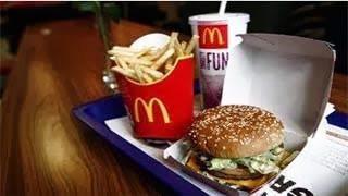 Macdonald's προς εργαζόμενους : Μην τρώτε αυτά που παρασκευάζετε!