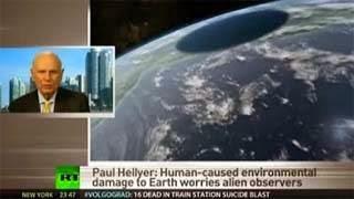 Πρώην υπουργός  Άμυνας Καναδά -  Τέσσερα είδη εξωγήινων βρίσκονται στην γη