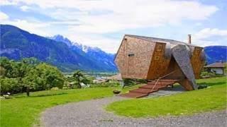 Θα ήθελες πολύ να ζεις σε αυτό το σπίτι