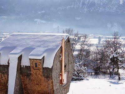 χιόνια στην Αυστρια