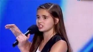 Η 13χρονη με την εκπληκτική φωνάρα που έκανε όλο το διαδίκτυο να την υποκλιθεί