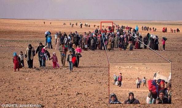 4χρονο αγόρι, πρόσφυγας από την Συρία