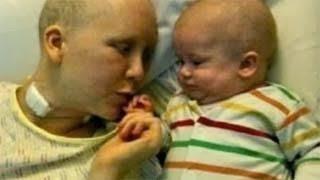 Γέννησε πρόωρα για να αρχίσει χημειοθεραπείες και μόλις τελείωσαν…