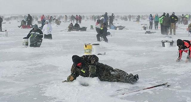 ψαρι πάγος