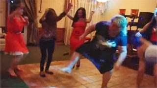 Video – Η Ρωσίδα χορεύτρια έκλεψε την παράσταση σε πάρτι