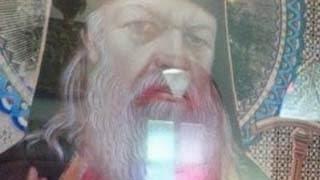 Δάκρυσε η εικόνα του Αγίου Λουκά του ιατρού αρχιεπίσκοπου Κριμαίας;