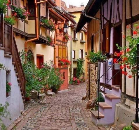 Εγκισχάϊμ, Γαλλία