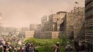 Η γραφιστική αναπαράσταση της Αυτοκρατορικής Κωνσταντινούπολης
