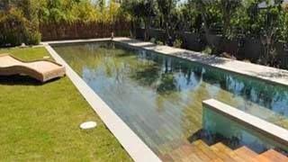 Υπάρχει πισίνα που εξαφανίζεται