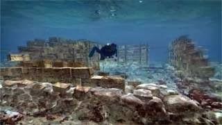 Η υποβρύχια πολιτεία που είναι κάτω από την Ελαφόνησο και διατηρείται σε άριστη κατάσταση