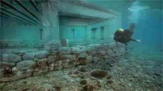Απίστευτη ανακάλυψη! Βρέθηκε υποβρύχια πολιτεία σε ελληνικό νησί