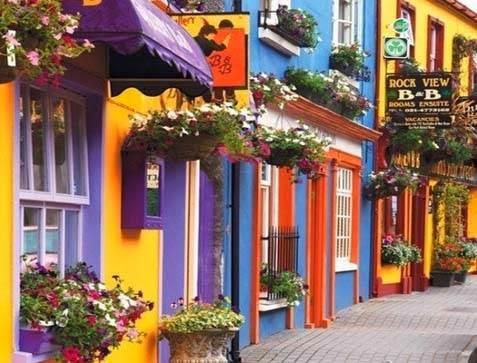 Κινσέϊλ, Ιρλανδία