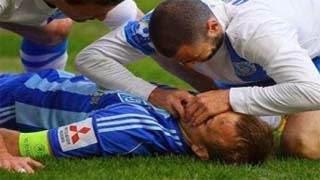 Ποδοσφαιριστής έσωσε την ζωή αντιπάλου στην Ουκρανία