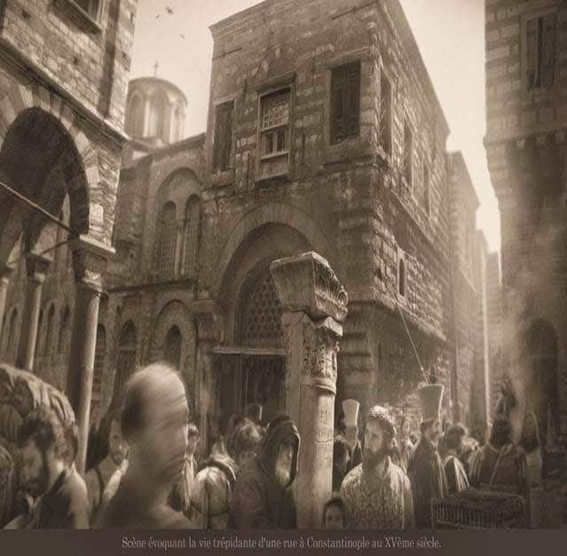 Η κωνσταντινούπολη