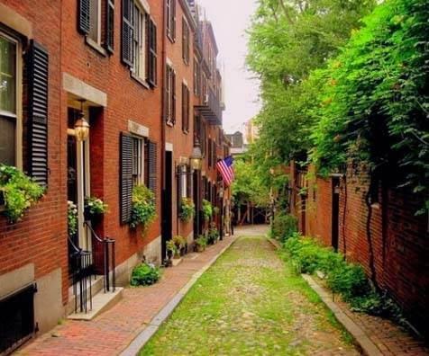 Βοστώνη, ΗΠΑ