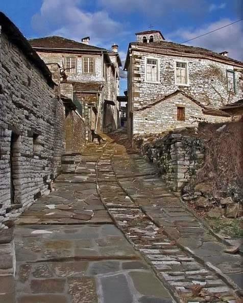 Ζαγοροχώρια, Ελλάδα
