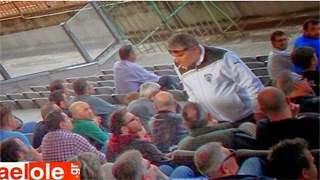 Αλλόθρησκος ήρθε στο Αλκατράζ με φόρμα ΠΑΟΚ και δείτε τι έπαθε
