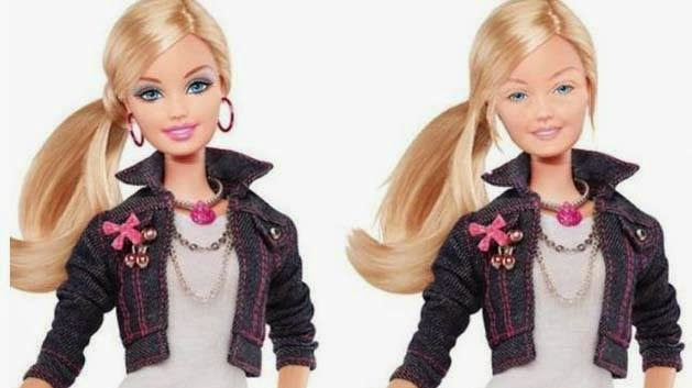 Barbie ένα παιδικό παιχνίδι